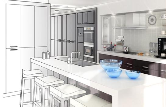 Estilo Acqua - Baños y Cocinas